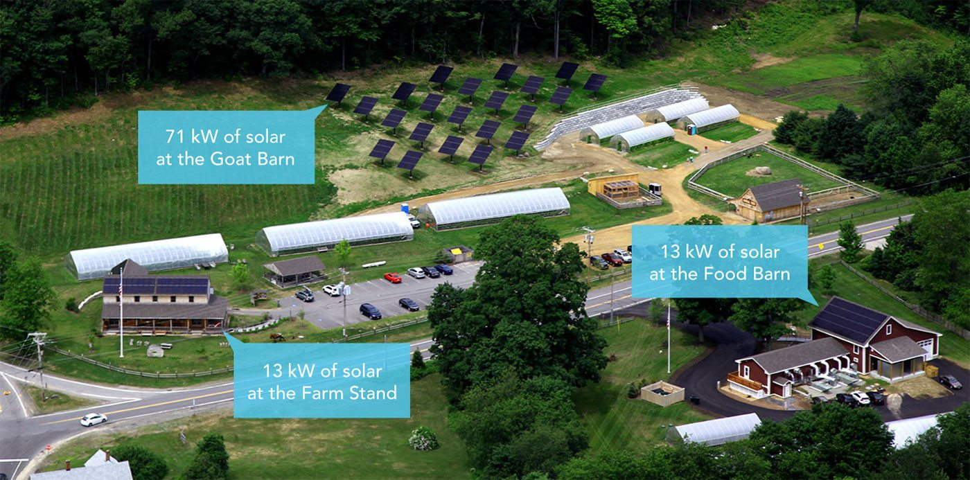 The Farm at Eastman's Corner Solar Farm