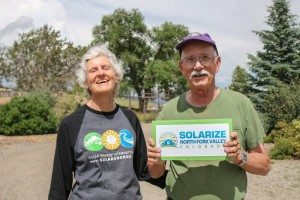 Solarize North Fork Valley Colorado