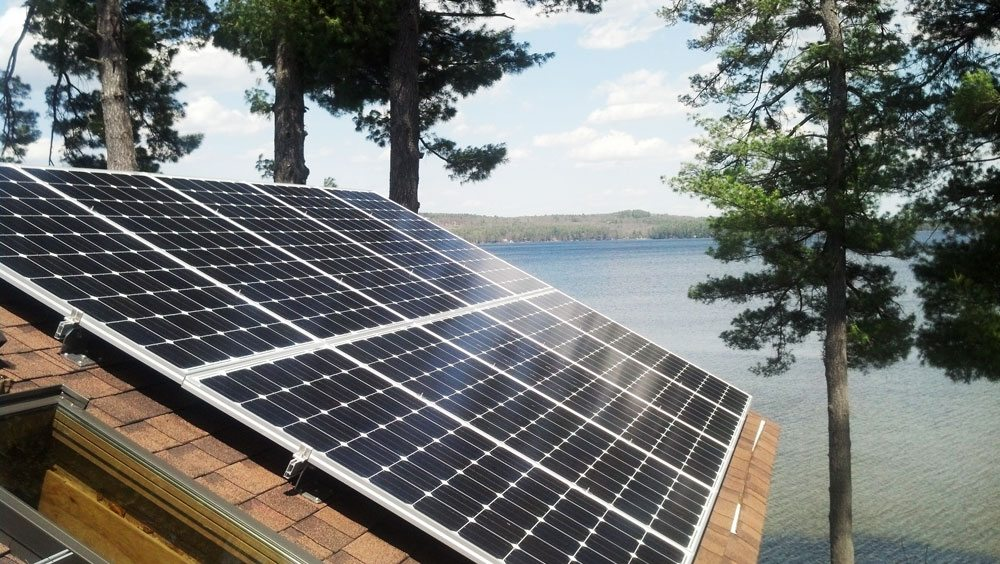 Wakefield New Hampshire Solar Projects Revision Energy