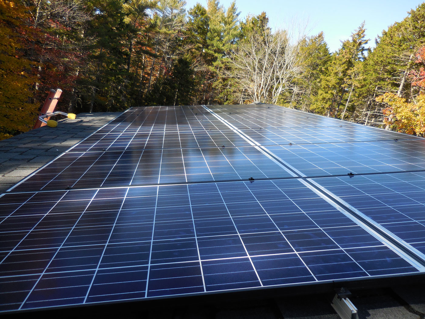 bar harbor  maine solar projects