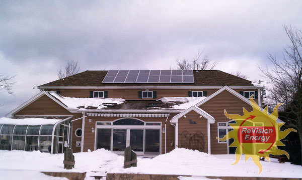 Belmont, NH Solar Electricity