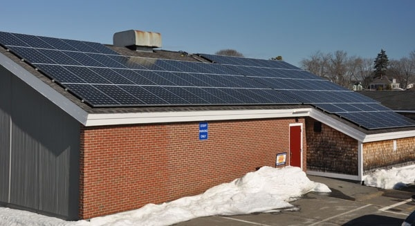City of South Portland Planning Office - South Portland, ME Solar Electricity