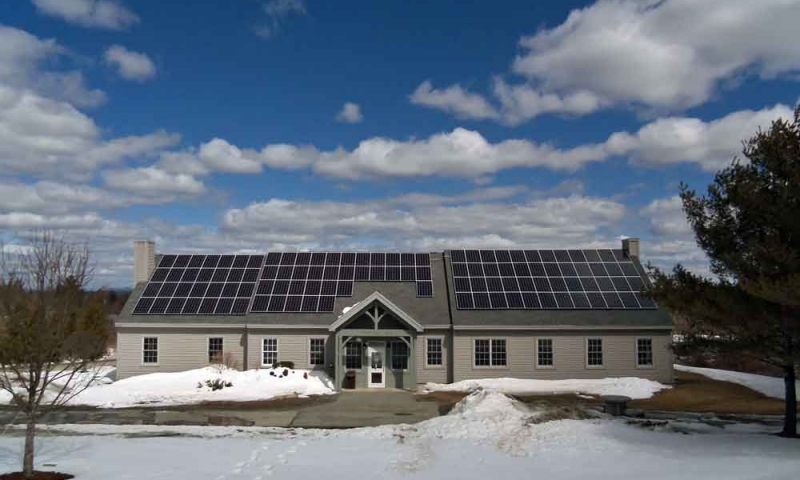 Colby Sawyer College - New London, NH Solar Electricity