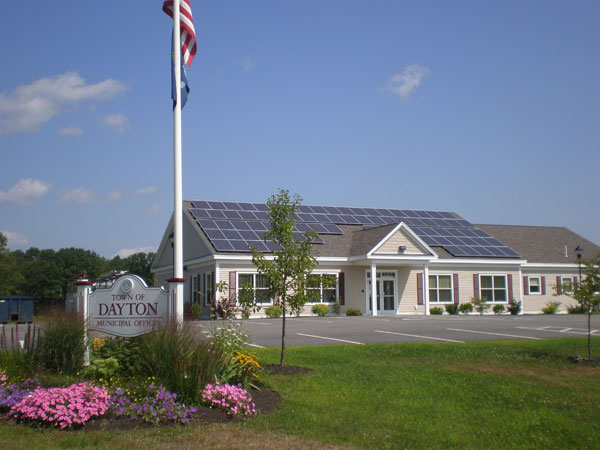 Town of Dayton, Maine - Solar Electric