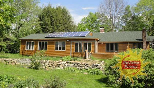 Deerfield, New Hampshire - Solar Electricity