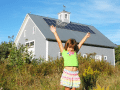 Deerfield, NH Solar Electricity and Hot Water