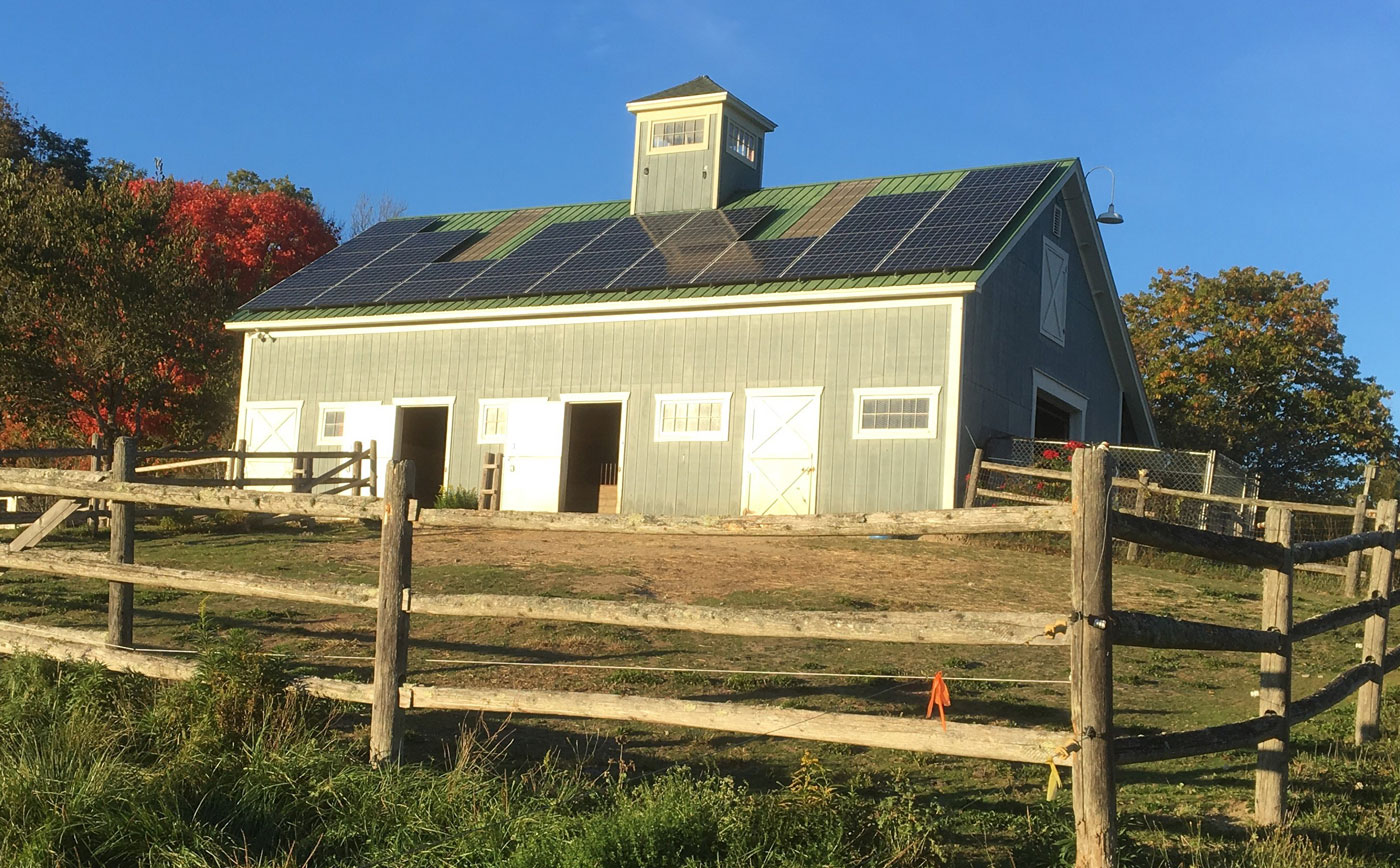 Durham Maine Solar Projects Revision Energy