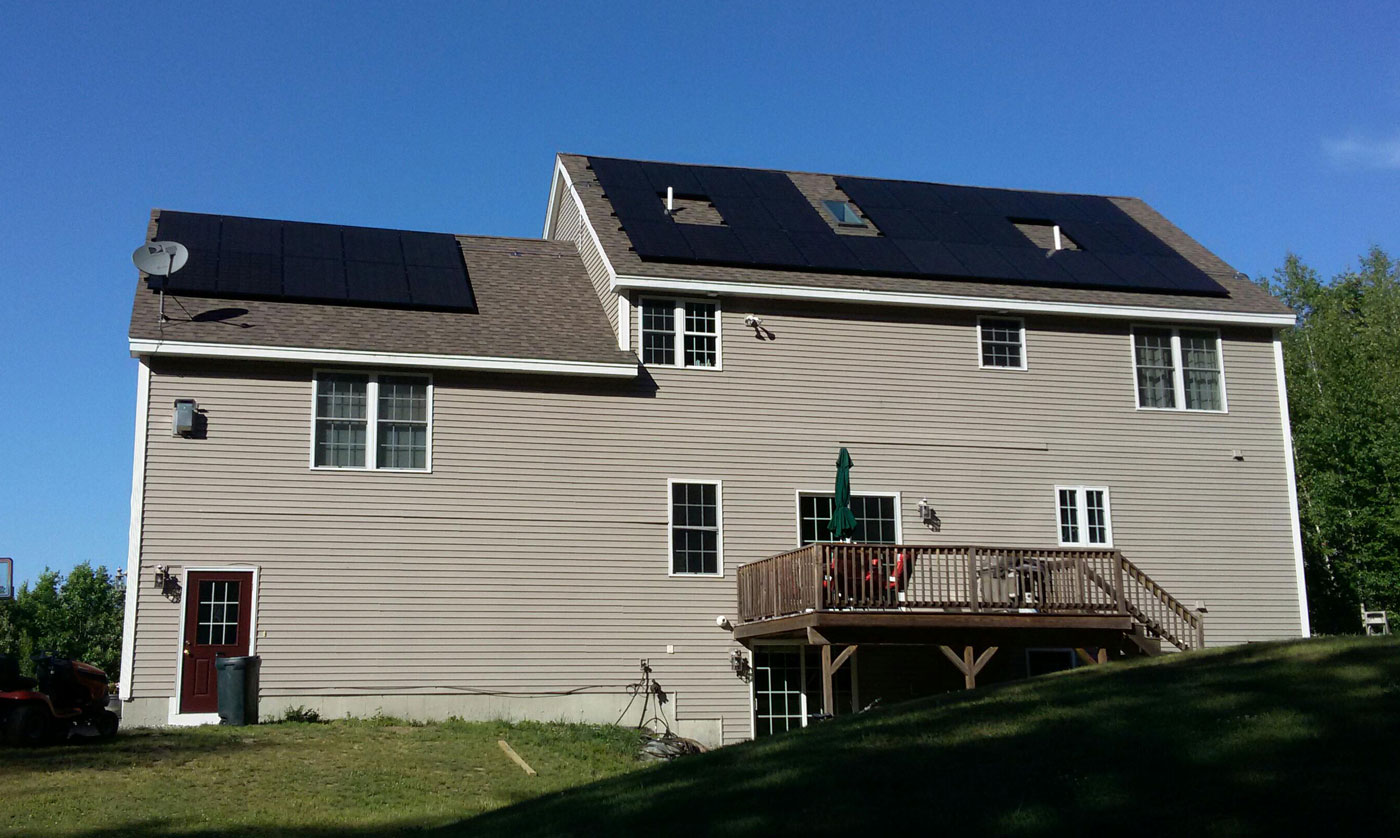 Epping New Hampshire Solar Projects Revision Energy
