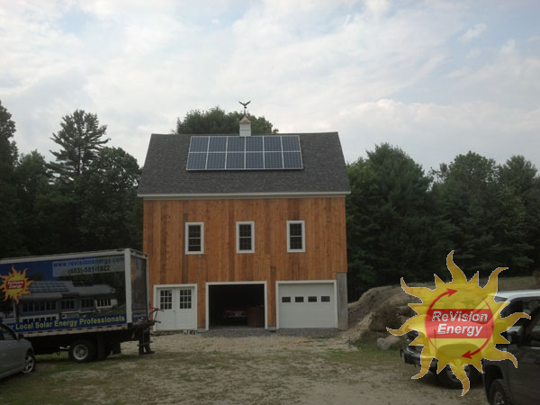 Francestown, New Hampshire - Solar PV
