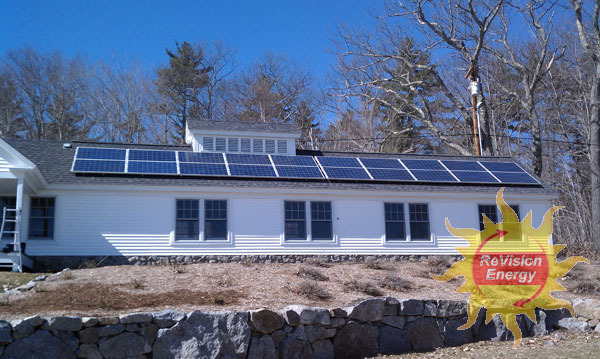 Holderness, NH Solar Electricity