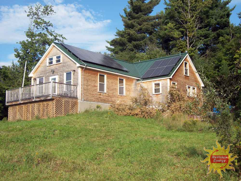 Industry, Maine - Solar PV