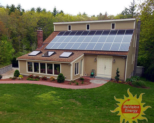 Londonderry, NH Solar Electricity
