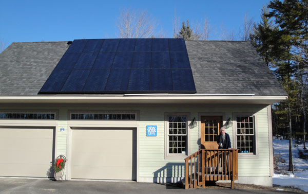 New Durham, New Hampshire Solar Power