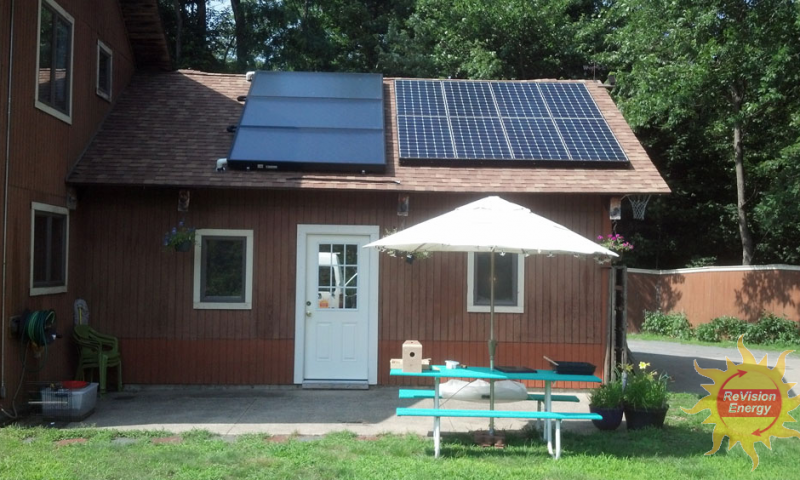 Newbury, Massachusetts - Solar PV
