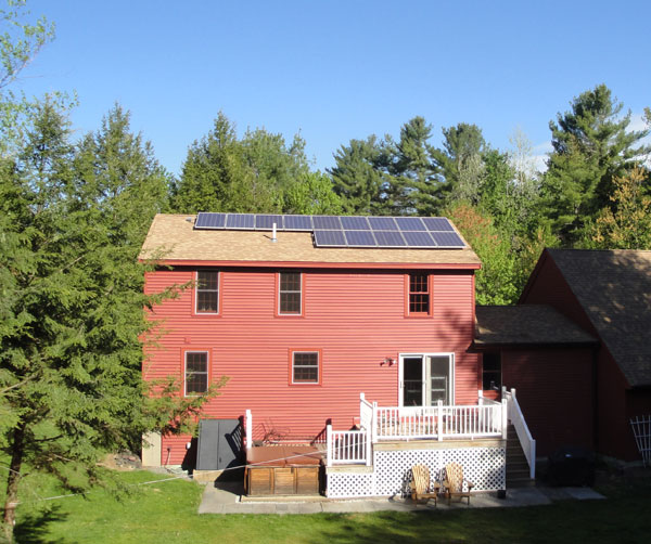 Newmarket, New Hampshire - Solar Power