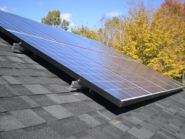 North Yarmouth, ME Solar Electricity