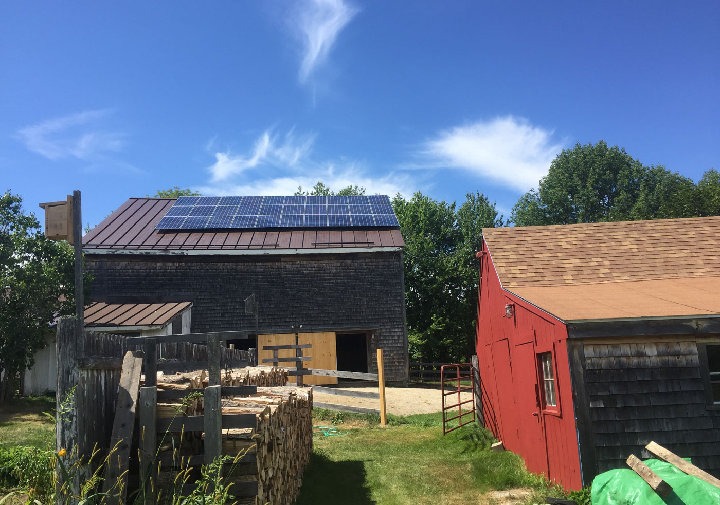 Poland Maine Solar Projects Revision Energy