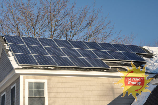 Roos Photography - South Portland, ME Solar Electricity