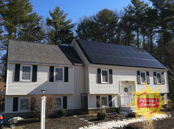 Salisbury ma solar electric for Best electrical panel for house