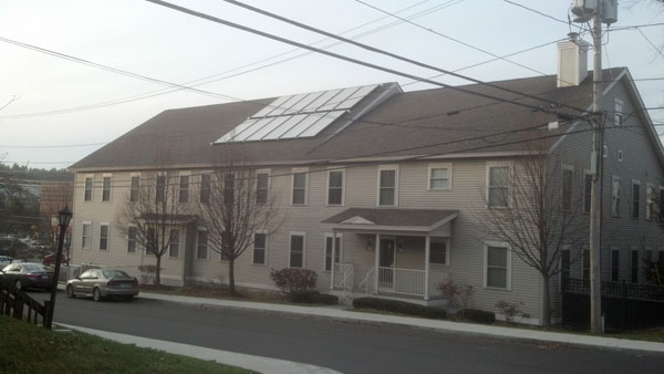 Spencer Square Solar - Lebanon, NH