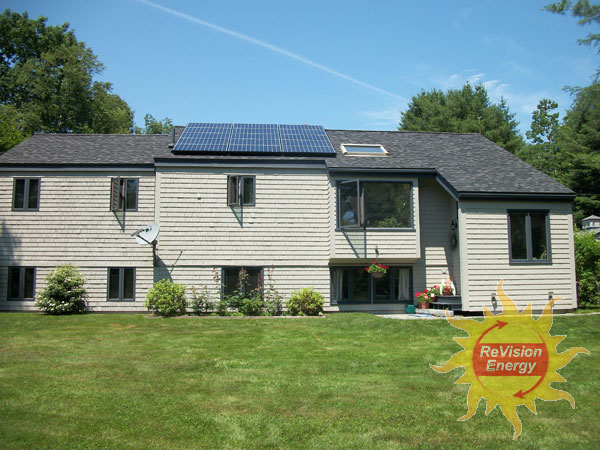 St. George, ME Solar Electricity
