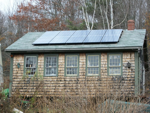 Troy, Maine - Solar Electric