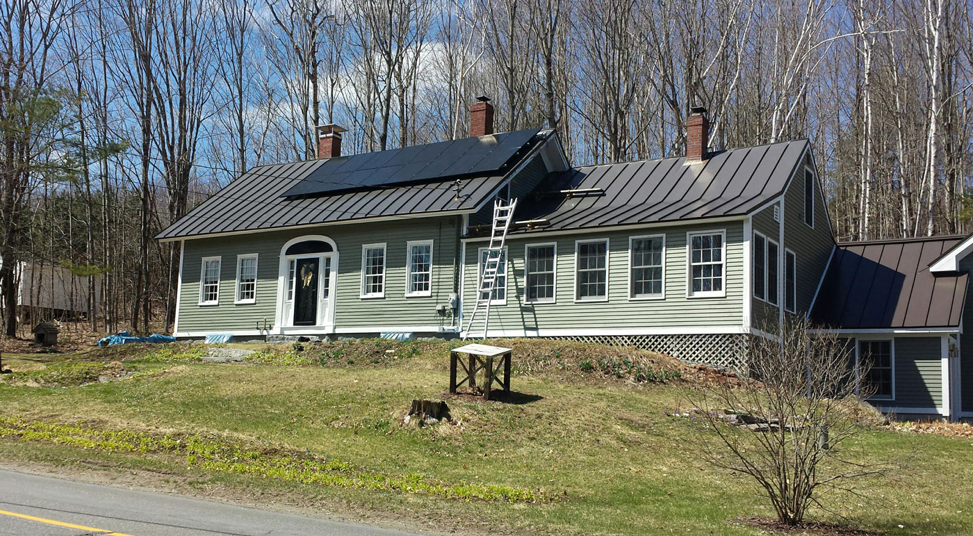 Vassalboro Maine Solar Projects Revision Energy