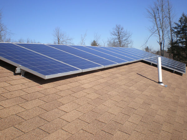 North Waterboro, Maine - Solar Power