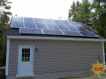 Weare, NH Solar Electricity and Hot Water