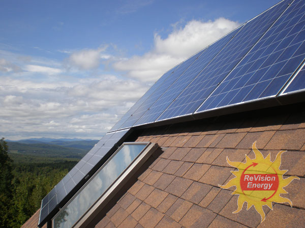 West Paris, ME Solar Electricity