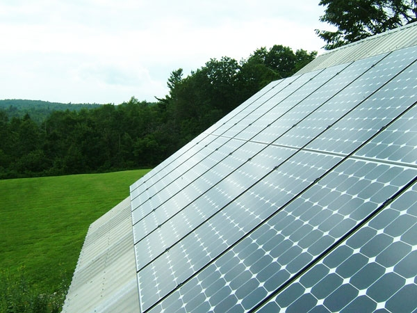Wilton, ME Solar Hot Water