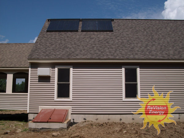 Winthrop, ME Solar Electricity