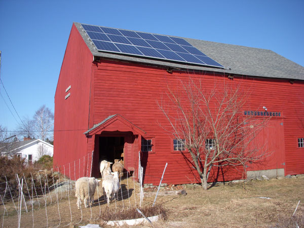 Woolwich, Maine - Solar Power