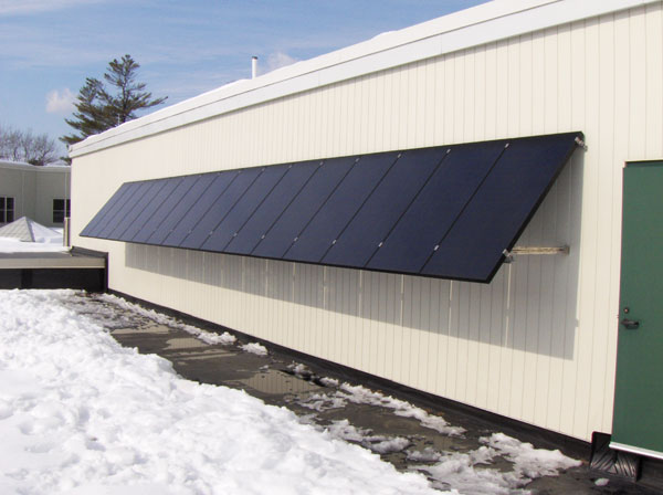 Yarmouth High School - Solar Power