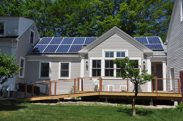 Yarmouth, Maine - Solar Electric