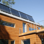 Belfast, Maine - Solar Hot Water Space Heating