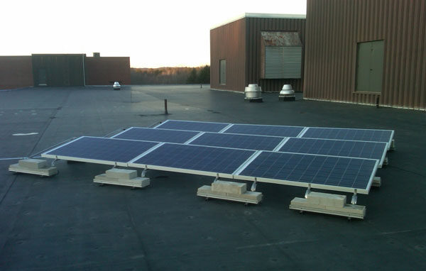 PATHS School Solar - Portland, Maine