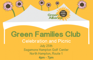 Green Alliance Families Club - North Hampton, NH
