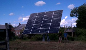Oxford, Maine - Solar Tracker