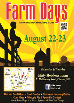 Maine Farm Days 2012