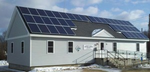 Plymouth NH Wastewater/Sewer District Solar