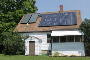 Joe Maisonave Solar Home Project