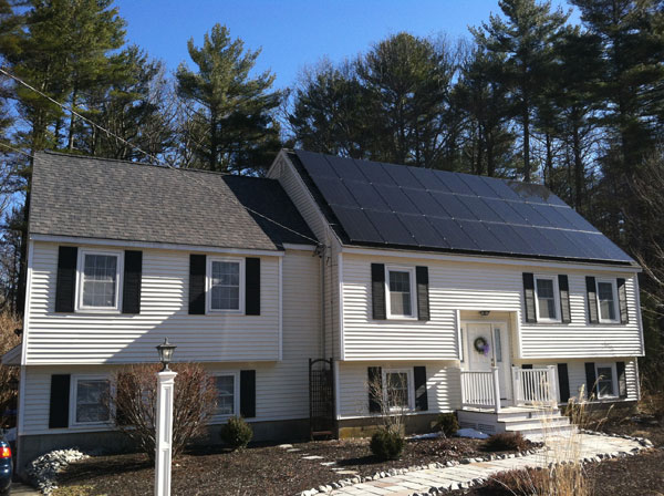 Salisbury, Massachusetts - Solar Electric