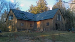 Andover, New Hampshire - Solar