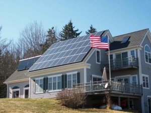 Surry, Maine - Solar and Solar Hot Water
