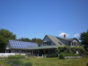 Seal Cove, Maine - Solar