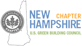 New Hampshire U.S. Green Building Council Logo