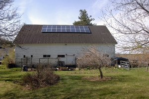 Barnstead, New Hampshire -  Solar