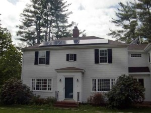 Durham, New Hampshire - Solar