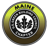 Maine Green Building Council Logo